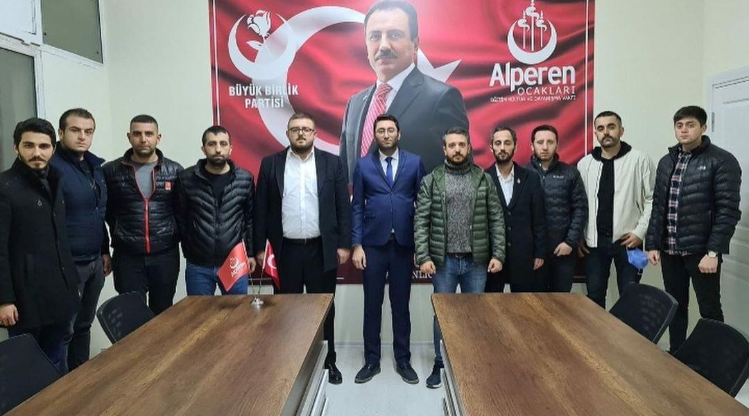 İstanbul Alperen Ocakları İl Başkanlığı Ziyareti